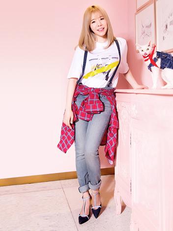 Celeb's pick - Girl's generation - SSunny
