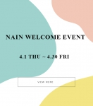NAIN WELCOME EVENT